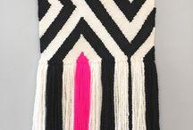 Weaving / Macrame / Fibre art
