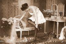 женщины 1880-1930