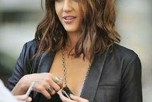 Kheira New haircut