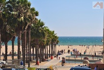 Sabbaticals in Los Angeles / Los Angeles is as much a fantasy as it is a physical city. With a love for film, shopping, beaches, and beautiful sunlight, it has become the city of adventure. Explore the best sights and entertainment on your next vacation!