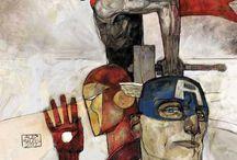 Avengers Art Appreciation
