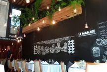 Restaurantes decor