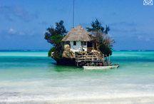 Zanzibar -where to go / Zanzibar and places of interest