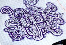 Calligraphy Logo
