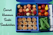 Kids lunches / Ideas for lunches