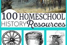 Homeschooling - History Files