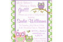 Baby shower ideas / by Amanda Lail
