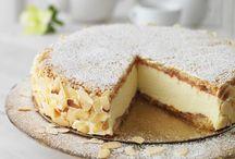 Tårtor o pajer