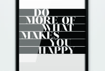 Make Blue Monday a Happy Monday  / Keep Calm and Love Monday!