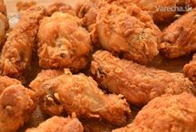 Kuřecí křidélka KFC