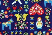Fantastic fabrics x / Maybe one day :-D when I win the lottery x