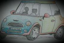Eigen tekeningen / Made by me