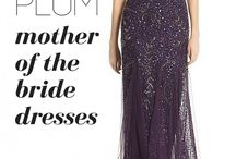 Plum Mother of the Bride Dresses / Plum, Dark Purple, Maroon , Wine, Burgundy dresses for the mother of the bride.