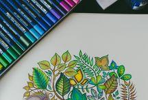 My colorings