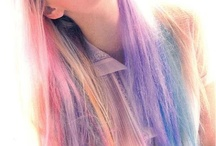 Colorful Hair / by Colortrak Color Accessories