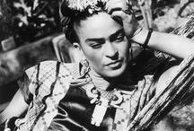 Frida / by diana esther hinojosa