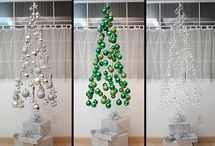 Christmas Tree Ideas / by Lindsey Raine