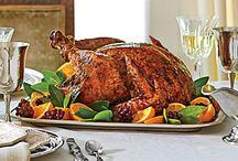 Thanksgiving menu / by Beth Harrell
