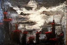 Nabila Horakhsh (1989-) / Art from Afghanistan.