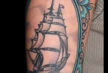 Tatuaggi di nave