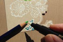 Piirtäminen&maalaaminen