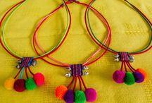 pom-poms jewellery