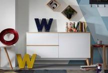 MUEBLES - APARADORES / Ideas para decorar tu hogar con muebles aparadores