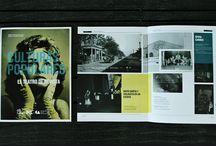 Editorial design / Editorial layouts