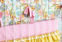 Baby Girl Nursery / by Lakin Robertson