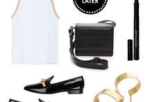 fashion forward obsessions / by Caroline