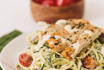 Recipes - Zoodles