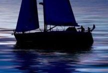 veleros y mar