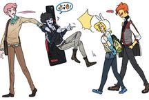 Cartoon, Nick, Jetix, Disney. etc