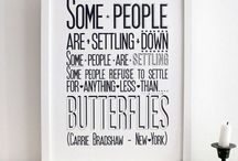 The Love Quotes Celebrity Quotes : 'carrie bradshaw quote' print by karin Åkesson…