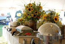 Stations! / Stations are a fun way to incorporate exciting and unforgettable food into your event! We are happy to tailor your stations to suit your budget and event!