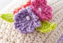 crochet detalles pequeños