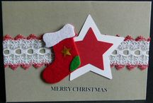 Creations made by Cards n More Christmas / 2014 Christmas cards