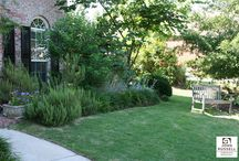 Sitting Areas / Outside sitting areas created to complement landscaping designs and projects.