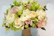 ♥ Menyasszonyi csokor ♥ Bridal Bouquet ♥