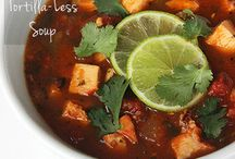 Food - Soup is on / by Ann Savala