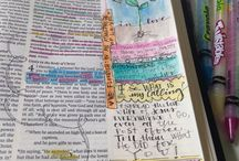 Bible Journaling / by Lori Keith Blevins