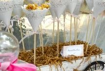 Fiesta circo popcorn