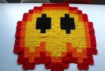 crochet doudoune personnage