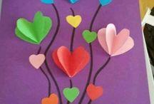 bouquet coeur facile
