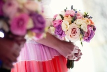 Calyx Floral Design  / A display of our bouquets, wearable flowers, centrepieces and other assorted wedding flowers - enjoy!