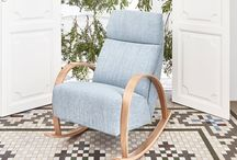 Nursing Chairs / The most stylish and healthy kind.