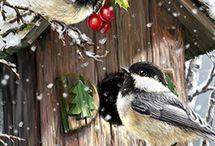 Joulu Christmas / Jouluisia kuvia