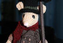 Вязание / Изделия, вязанные спицами и крючком