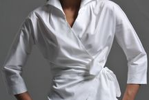 WHITE SHIRT OR BLOUSE!