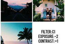 Filters / Filters for photos